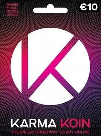 Karma Koin 10 EUR - Karma Key - EUROPE - 1