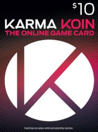 Karma Koin 10 USD Key NORTH AMERICA - 1