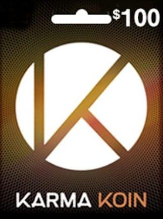 Karma Koin 100 USD - Key - NORTH AMERICA - 1