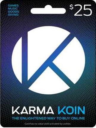 Karma Koin 25 USD Key NORTH AMERICA - 1