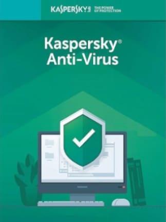 Kaspersky Anti-Virus 2021 (PC) - 1 Device 1 Year - Kaspersky Key - GLOBAL - 1