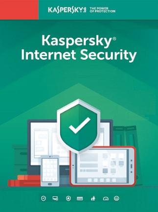 Kaspersky Internet Security 2021 1 Device 1 Year Kaspersky Key GLOBAL - 1