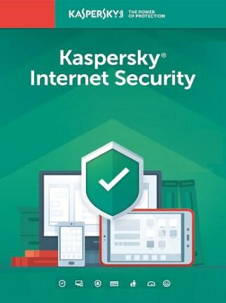 Kaspersky Internet Security 2021 (2 Devices, 1 Year) - Kaspersky Key - RU/CIS - 1