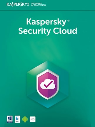 Kaspersky Security Cloud Personal 2021 (3 Devices, 1 Year) - Kaspersky Key - GLOBAL - 1