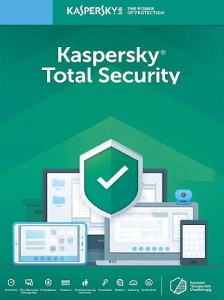 Kaspersky Total Security 2021 1 Device 1 Year Kaspersky EUROPE - 1