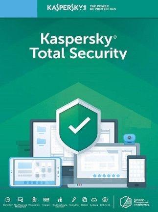 Kaspersky Total Security 2021 2 Devices 1 Year Kaspersky Key EUROPE - 1