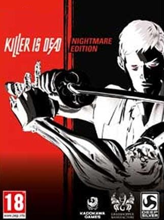 Killer is Dead - Nightmare Edition Steam Key GLOBAL - 1