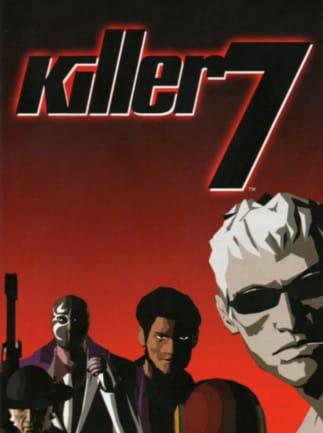 killer7 Steam Key GLOBAL - 1
