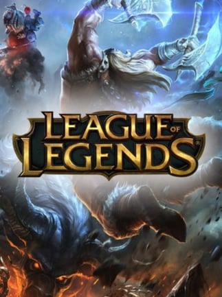 League of Legends Riot Points Riot 7200 RP Key EUROPE WEST - 1