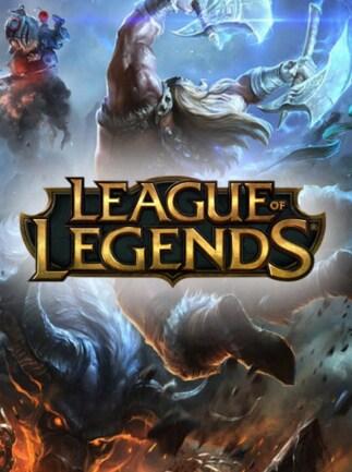 League of Legends Riot Points Riot TURKEY 6450 RP Key - 1