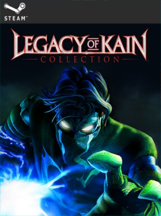 Legacy of Kain Collection Steam Key GLOBAL - 1