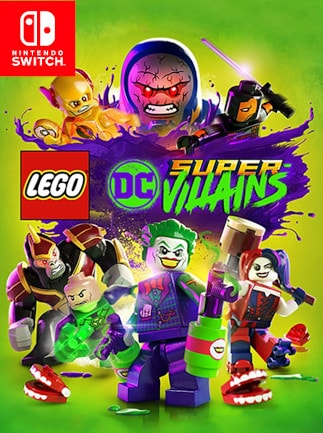 LEGO DC Super-Villains (Nintendo Switch) - Nintendo Key - EUROPE - 1