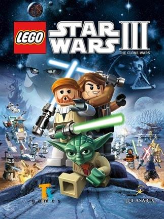 LEGO Star Wars III: The Clone Wars (PC) - Steam Key - GLOBAL - 1