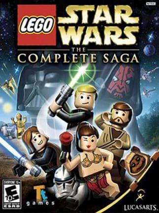 LEGO Star Wars: The Complete Saga (PC) - Steam Key - GLOBAL - 1