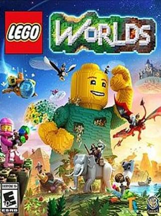 LEGO Worlds Steam Key GLOBAL - 1