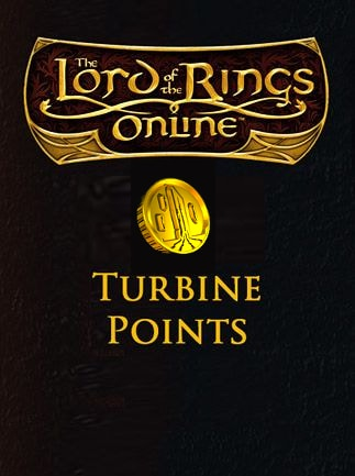 Lord of the Rings Online Turbine Points 800 Points LOTRO Key EUROPE - 1