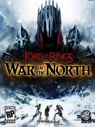 Lord of the Rings: War in the North Steam Key GLOBAL - 1