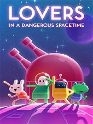 Lovers in a Dangerous Spacetime Steam Key GLOBAL - 1