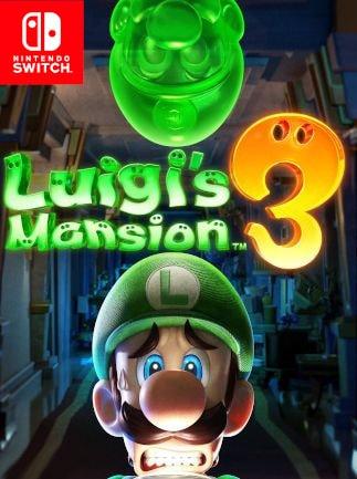Luigi's Mansion 3 (Nintendo Switch) - Nintendo Key - UNITED STATES - 1