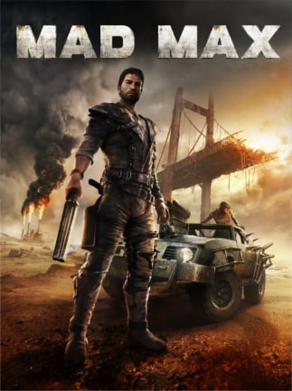 Mad Max + The Ripper Steam Key GLOBAL - 1