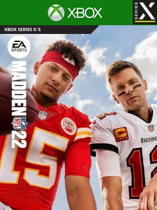 Madden NFL 22   Standard Edition (Xbox Series X/S) - Xbox Live Key - EUROPE - 1