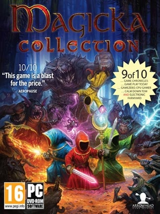 Magicka: Collection Steam Key GLOBAL - 1