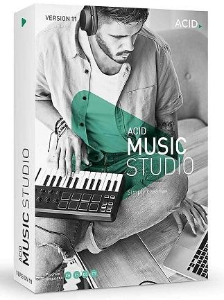 MAGIX ACID Music Studio 11 (PC) - Magix Key - GLOBAL - 1