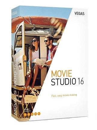 MAGIX VEGAS Movie Studio 16 (PC) - Magix Key - GLOBAL - 1