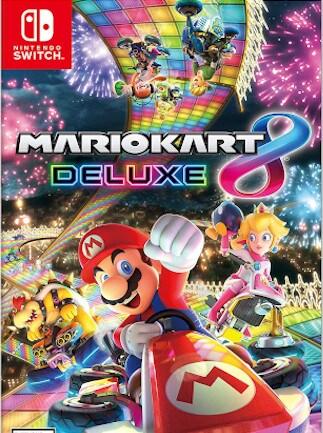 Mario kart 8 Deluxe (Nintendo Switch) - Nintendo KEY - GLOBAL - 1