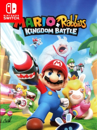 Mario + Rabbids Kingdom Battle (Nintendo Switch) - Nintendo Key - UNITED STATES - 1