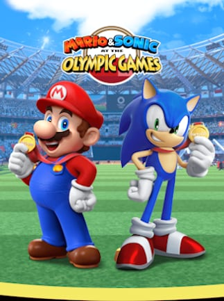 Mario & Sonic at the Olympic Games Tokyo 2020 - Nintendo Switch - Key UNITED STATES - 1