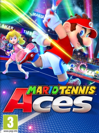 Mario Tennis Aces Nintendo Key Nintendo Switch NORTH AMERICA - 1