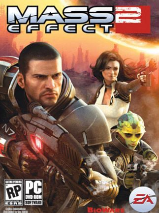 Mass Effect 2 Origin Key GLOBAL - 1
