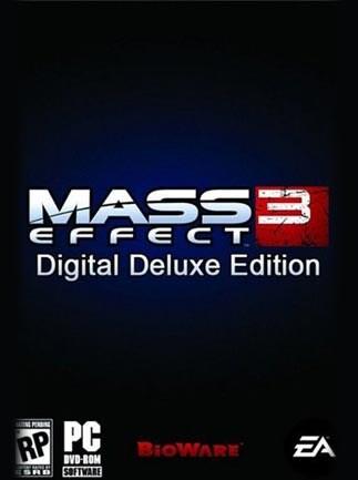Mass Effect 3: N7 Digital Deluxe Edition Origin Key GLOBAL - 3