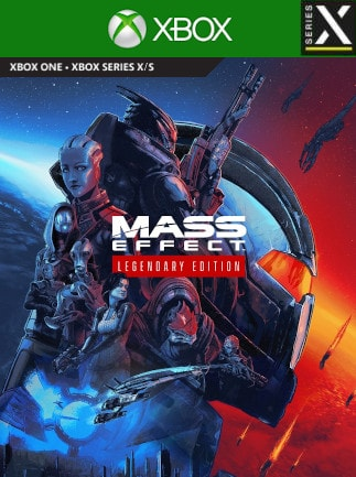 Mass Effect Legendary Edition (Xbox Series X/S) - Xbox Live Key - GLOBAL - 1