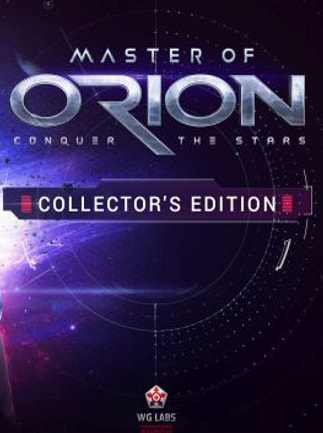 Master of Orion Collector's Edition Steam Key GLOBAL - 1