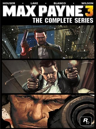 Max Payne 3 Complete Edition Steam Key GLOBAL - 1