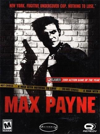 Max Payne Steam Key GLOBAL - 1