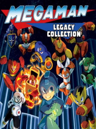 Mega Man Legacy Collection Steam Key GLOBAL - 1