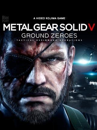 METAL GEAR SOLID V: GROUND ZEROES Steam Key GLOBAL - 1