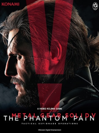 METAL GEAR SOLID V: The Definitive Experience Steam Key GLOBAL - 1