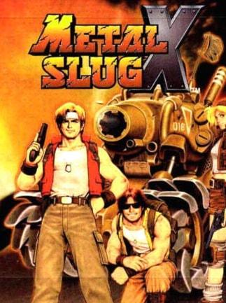Metal Slug X Steam Key GLOBAL - 1