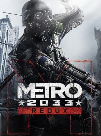 Metro 2033 Redux Steam Key BRAZIL - 1