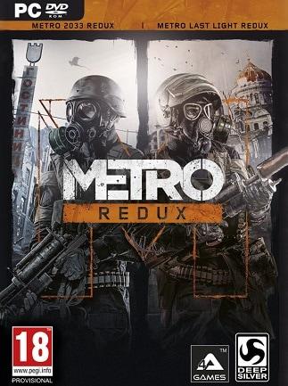 Metro Redux Bundle Steam Key GLOBAL - 1