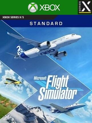 Microsoft Flight Simulator   Standard Edition (Xbox Series X/S) - Xbox Live Key - EUROPE - 1
