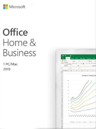 Microsoft Office Home & Business 2019 MAC Microsoft Key EUROPE - 1