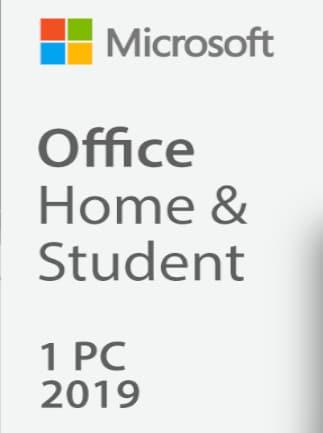 Microsoft Office Home & Student 2019 Microsoft Key GLOBAL - 1