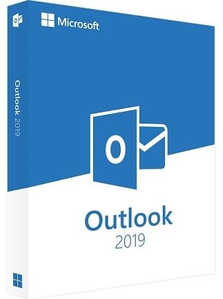 Microsoft Outlook 2019 (PC) - Microsoft Key - GLOBAL - 1