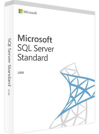 Microsoft SQL Server 2019 Standard (PC) - Microsoft Key - GLOBAL - 1