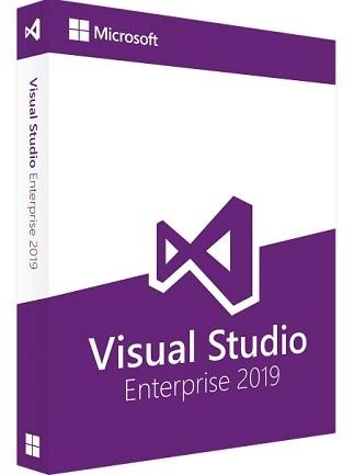 Microsoft Visual Studio 2019 Enterprise (PC) - Microsoft Key - GLOBAL - 1